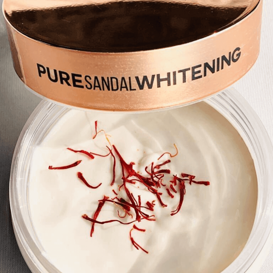 Sandal Whitening Cream